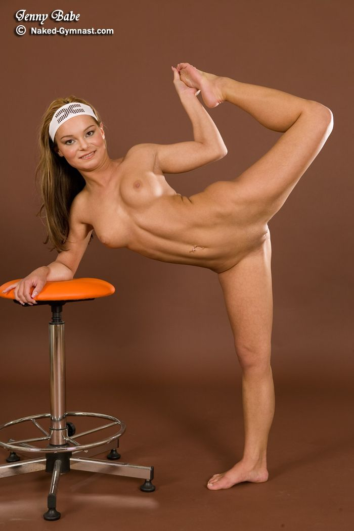 Фитнес эротика от девочек с пластичными подтянутыми телами