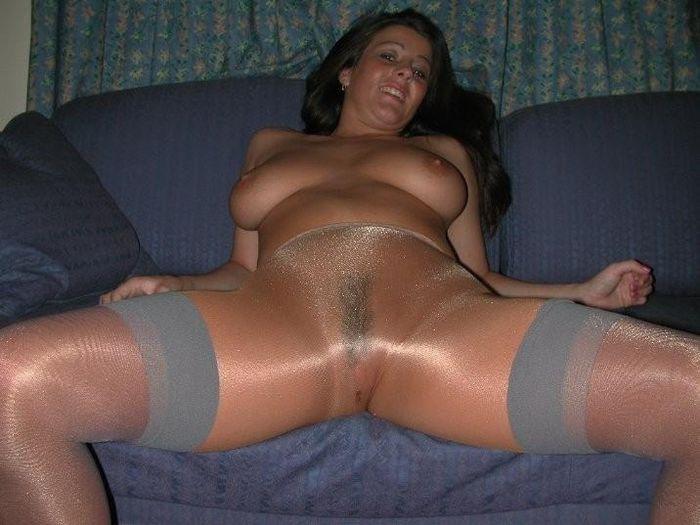 Порно фото девушек бесплатно колготки нейлон.