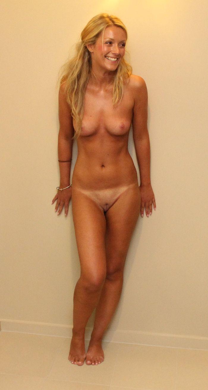 1 Вкусные стройняжки любят позировать без одежды