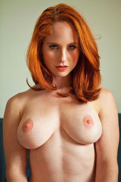 Голые рыжие девушки с манящими телами