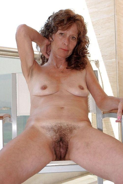 Голые женщины преклонного возраста