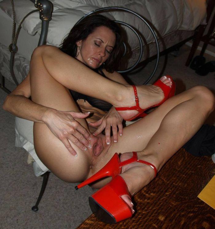 частное фото влагалище взрослых женщин