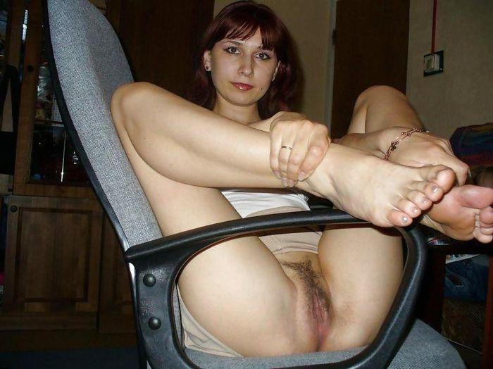 Трах волосатую женщину 18 фотография
