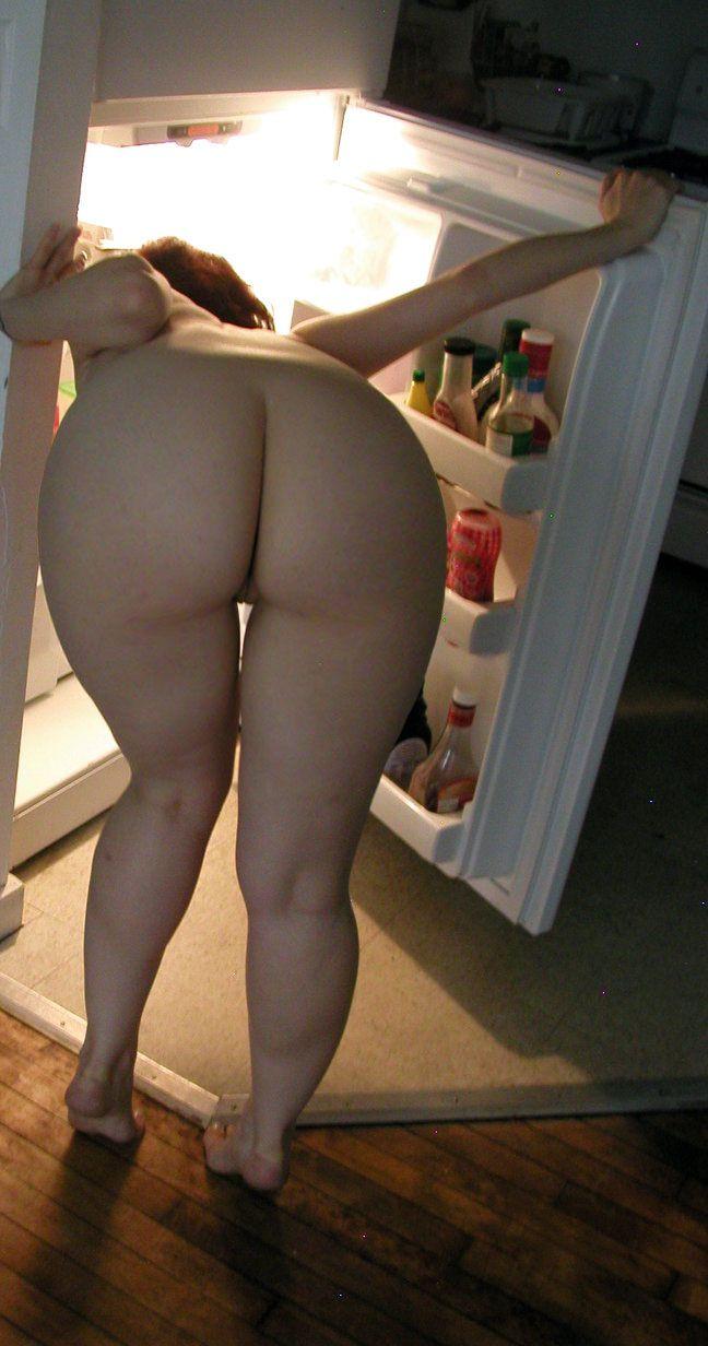 Фото маму в попу на кухне 20 фотография