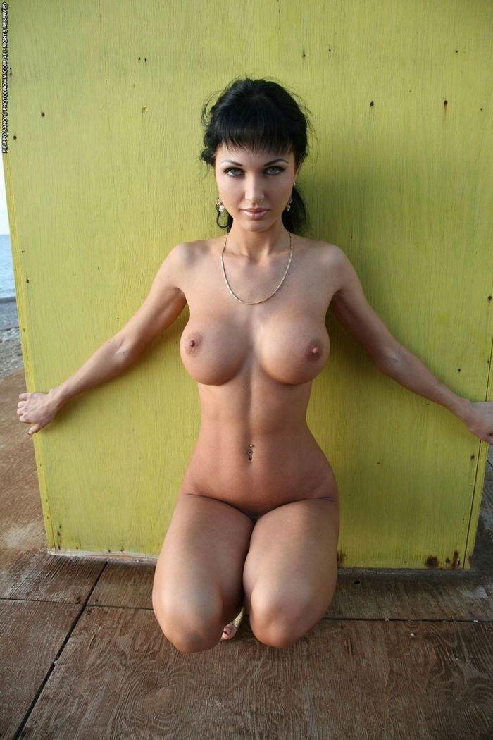 Фото голых обычных женщин 18 фотография