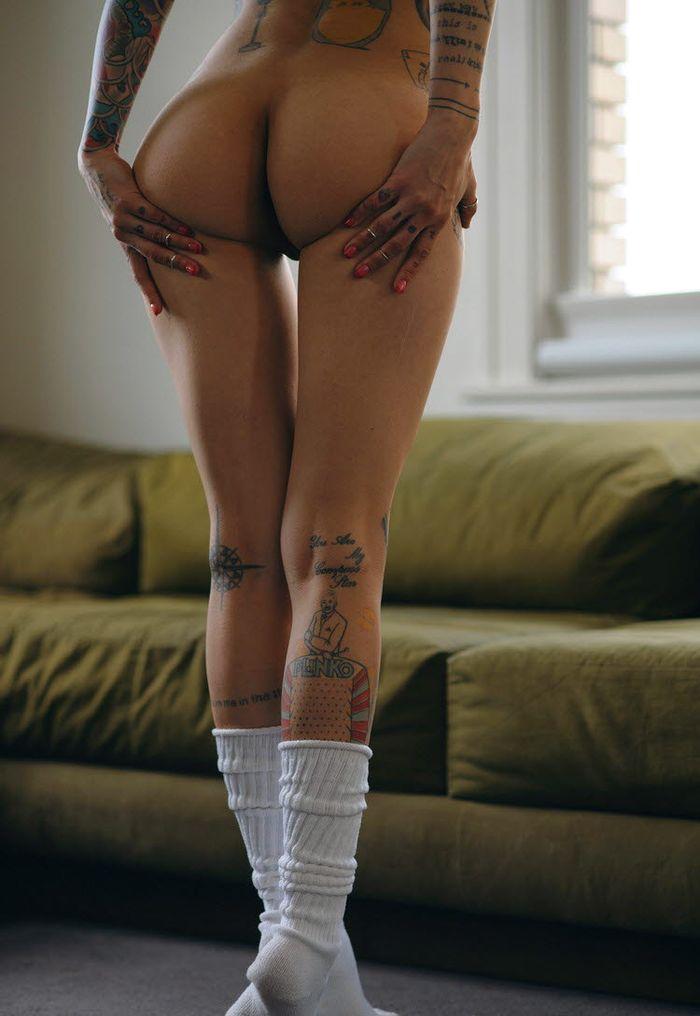 Татуированные няшки самые лучшие!