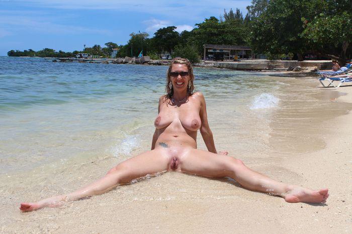 34 Отличный отдых на диком пляже