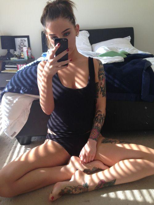 532 Татуированные девушки безумно красивы
