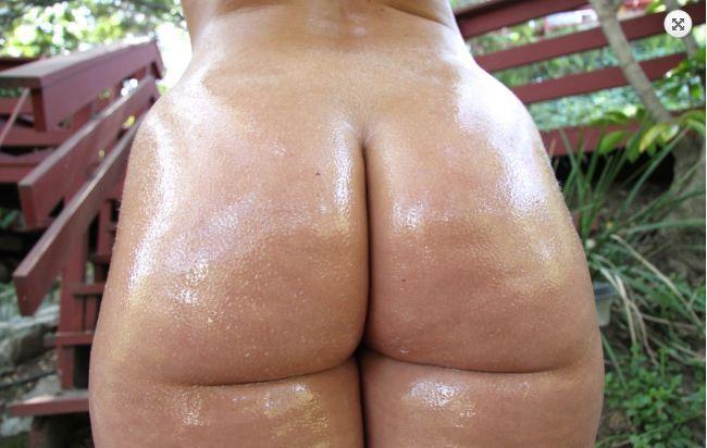 Большие задницы сочных баб